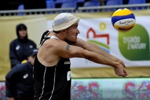 Екс-гравець НБА подався в пляжний волейбол