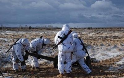 В зоне АТО пять обстрелов, ранены два бойца