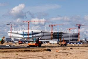 Казаки будут охранять территорию у калининградского стадиона во время ЧМ-2018