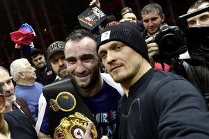 Усик - Гассієв: на кону бою будуть п ять чемпіонських поясів