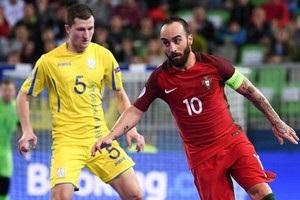 Украина со второго места в группе вышла в плей-офф Евро-2018 по футзалу
