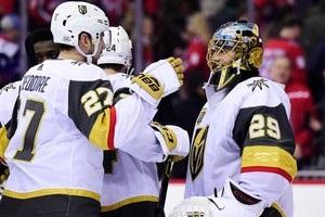 НХЛ: Вашингтон програв Вегасу, Монреаль розправився з Оттавою