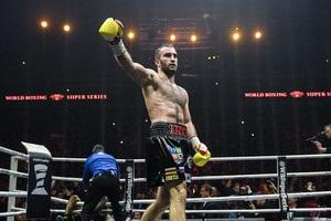 Гассієв повернув пояс чемпіона WBA Юніеру Дортікосу