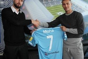 Олимпик и Слован согласовали стоимость трансфера Мохи