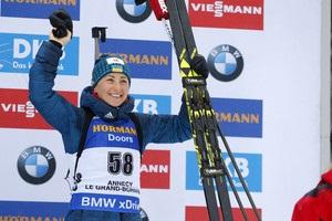 Валентина Семеренко: Випробовуємо олімпійську трасу