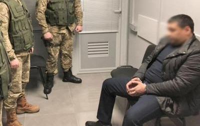 В аэропорту Одессы задержали грузина, подозреваемого в похищении человека