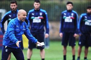 Збірна Італії призначила тимчасового тренера