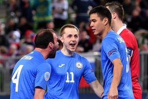 Сербія - Казахстан: відео голів і огляд матчу Євро-2018 з футзалу