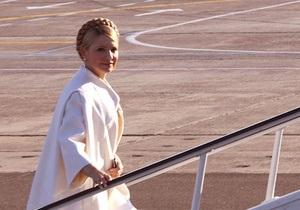 Тимошенко заявила о готовности встретиться с Януковичем
