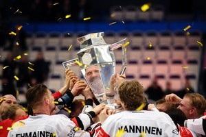 Фінський ХК Ювяскюля виграв хокейну Лігу чемпіонів