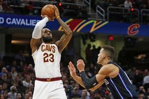 НБА Клівленд упустив перевагу в 21 очко і програв Орландо, Атланта обіграла Мемфіс