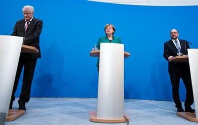 В Германии договорились о формировании коалиции