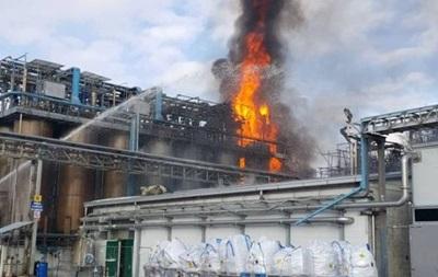 В Италии на заводе по обработке химикатов произошел взрыв