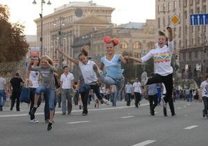 Завтра центр Киева перекроют из-за марафона