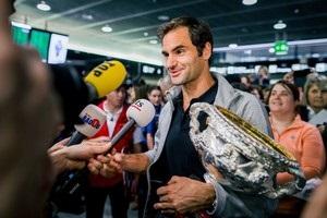 Федерер на следующей неделе может стать первой ракеткой мира