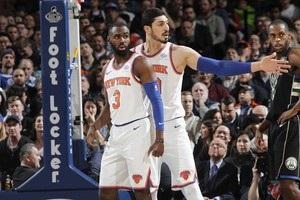 Нью-Йорк став найдорожчим клубом НБА