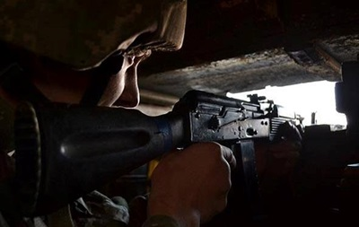Штаб: Пограничников обстреляли с территории РФ