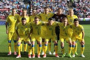 Україна в березні зіграє з учасником ЧС-2018