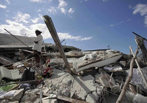 Канадец, оказавшийся под завалами на Гаити, отправил домой SMS с просьбой о помощи
