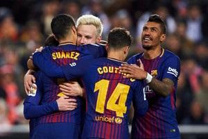 Барселона побила несколько рекордов, выйдя в финал Кубка Испании