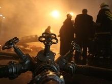 В Донецке третий день горит шахта