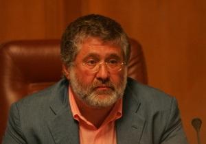 Коломойский обжаловал в КС законность партийной системы выборов