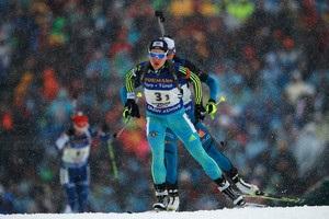 Меркушина первой из украинок выйдет на старт спринта на Олимпиаде 2018