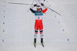 Бйорген - найтитулованіша спортсменка в історії зимових Олімпійських ігор