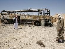 Туристы из разбившегося в Египте автобуса купили туры у уличных зазывал