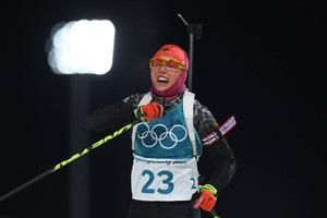 Біатлон: Дальмаєр - чемпіонка в спринті, українки не ввійшли в топ-10