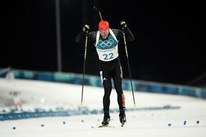 Біатлон: Пайффер став олімпійським чемпіоном, Фуркад і Бьо - без медалі