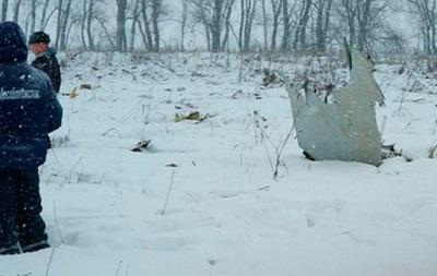 МЗС уточнює, чи були українці на борту Ан-148