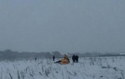 Знайдено чорний ящик літака Ан-148, що розбився в Підмосков ї