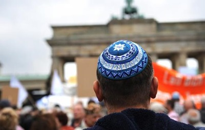 В Германии за год зафиксированы 1,5 тысячи антисемитских преступлений