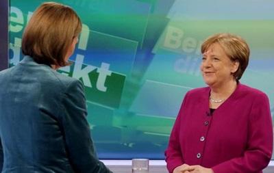 Меркель хоче залишатися канцлером ФРН до 2021 року