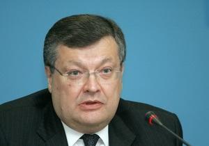 Грищенко считает, что Европа не видит Украину кандидатом в члены ЕС