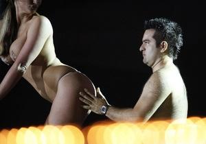 Фотогалерея: Только для взрослых. Крупнейшая секс-ярмарка в Мексике