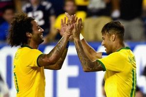 Марсело: Однажды Неймар сыграет за Реал