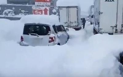 Жертвами снігопадів у Японії стали семеро людей