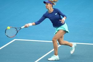 Цуренко покинула турнир в Дохе после первого же матча