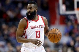 Эмбиид и Харден – лучшие игроки недели в НБА