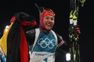 Дальмайер завоевала медаль в 12 гонках подряд  на главных стартах сезона