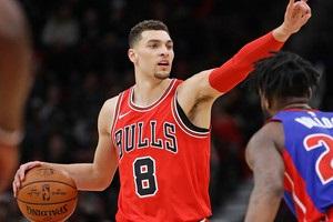 Перехоплення і данк ЛаВіна - серед найкращих моментів дня НБА