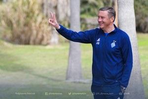 Хацкевич рассказал об адаптации новичков в Динамо