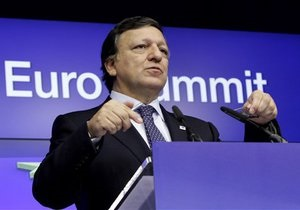 Баррозу назвал финансовое поведение ряда европейских стран безответственным