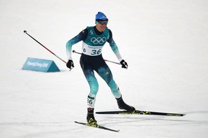 Украинский двоеборец попал в топ-30 Олимпиады 2018