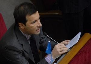 Регионалы предложили Раде назначить местные выборы на конец октября