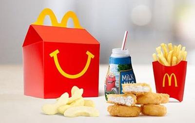 Из детского меню в McDonald's исчезнут чизбургеры