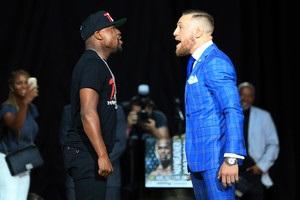 Тренер Макгрегора: Бій Мейвезера проти Конора в UFC це спектакль, а не спорт