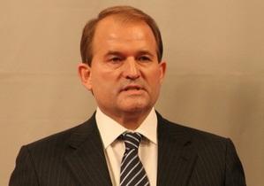 Медведчук: Позиция защиты Тимошенко изначально была неправильной